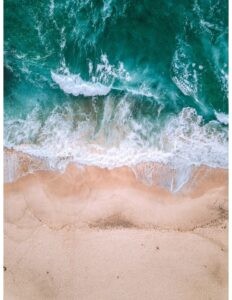 sand and see image