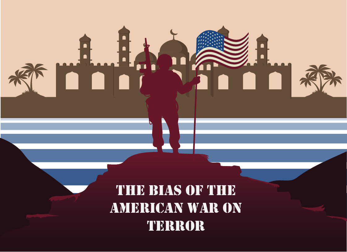 The Bias of the American war on terror