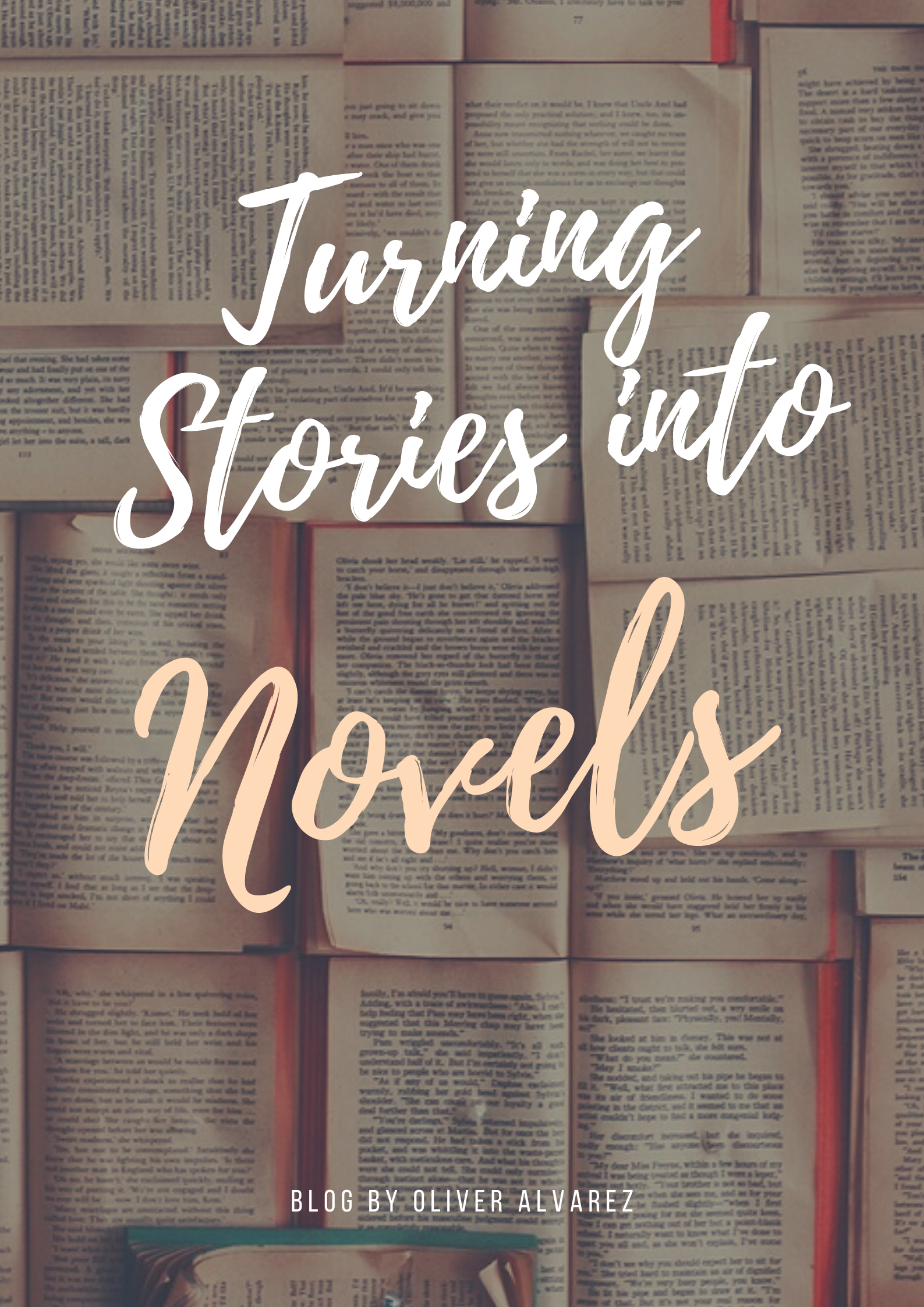 Turning Stories into Novels